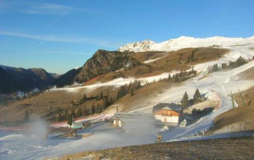 San Pellegrino, Italy – Weather to ski – Today in the Alps, 30 November 2016