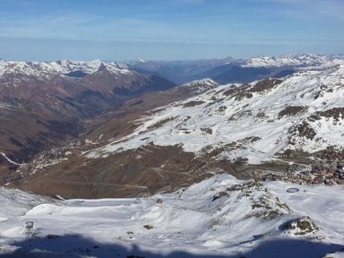 Val Thorens, France – Weather to ski – Snow forecast, 13 December 2016
