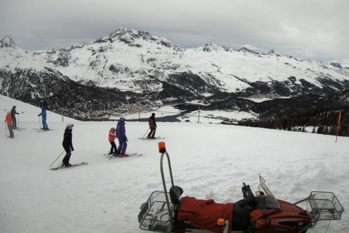 Adelboden, Switzerland – Weather to ski – Snow report, 22 December 2016
