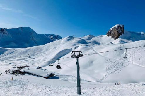 Lech, Austria – Weather to ski – Snow report, 27 December 2016