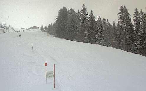 Damüls, Austria – Weather to ski – Today in the Alps, 4 January 2017