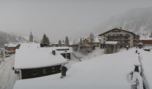 Lech, Austria – Weather to ski – Today in the Alps, 5 January 2017