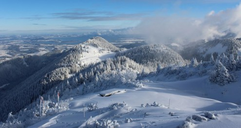 Hochries, Germany – Weather to ski – Today in the Alps, 6 January 2017