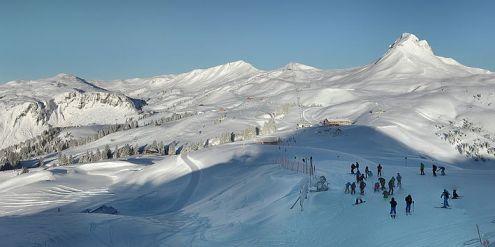Damüls, Austria – Weather to ski – Today in the Alps, 6 January 2017