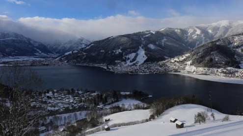 Zell-am-See, Austria – Weather to ski – Today in the Alps, 6 January 2017
