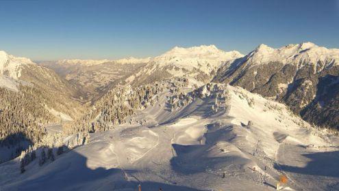 Montafon, Austria – Weather to ski – Today in the Alps, 18 January 2017