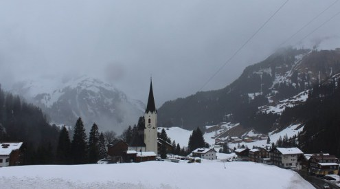 Schröcken, Austria – Weather to ski – Today in the Alps, 21 February 2017