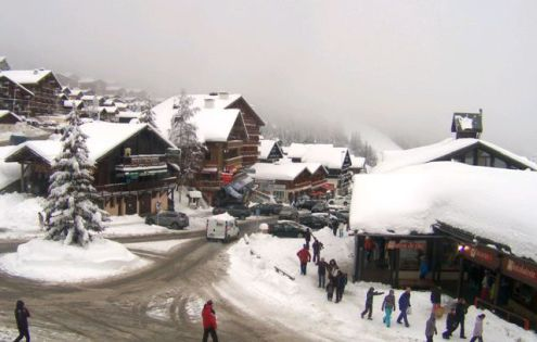 Les Saisies, France – Weather to ski – Today in the Alps, 2 March 2017