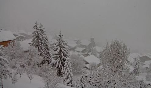 Châtel, France – Weather to ski – Today in the Alps, 7 March 2017