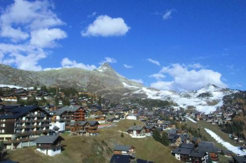 Villars, Switzerland – Weather to ski – Snow forecast, 31 March 2017