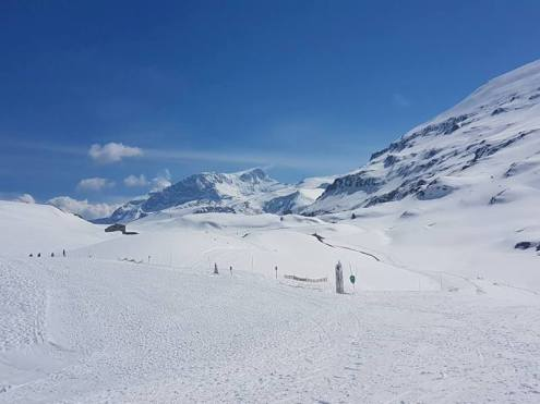 Val Cenis, France – Weather to ski – Today in the Alps, 12 April 2017