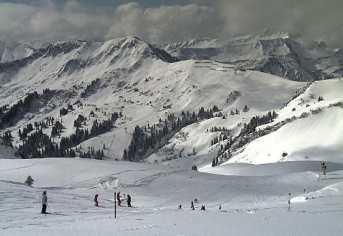 Mellau, Austria – Weather to ski – Today in the Alps, 20 April 2017