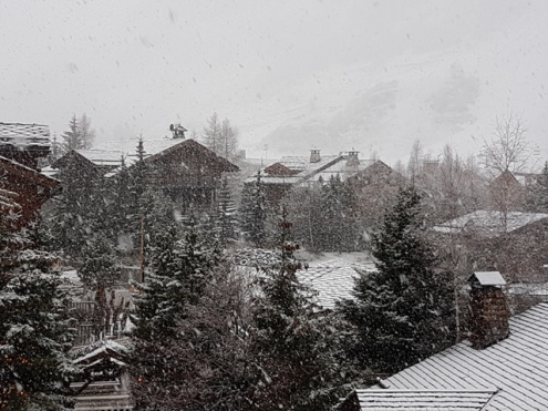 Val d'Isère, France – Weather to ski – Today in the Alps, 26 April 2017