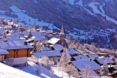 Châtel ski area - Photo: Jean-François Vuarand – Châtel Tourisme