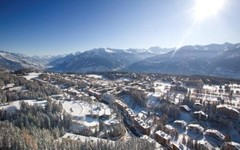 Crans Montana ski area - Photo: Denis Emery