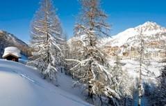 Isola 2000 ski area