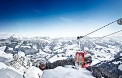 Kitzbühel ski area - Photo: Bernhard Spoettl / Kitzbühel Tourismus