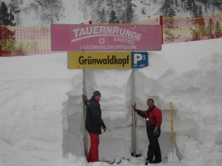 Obertauern, December 2007