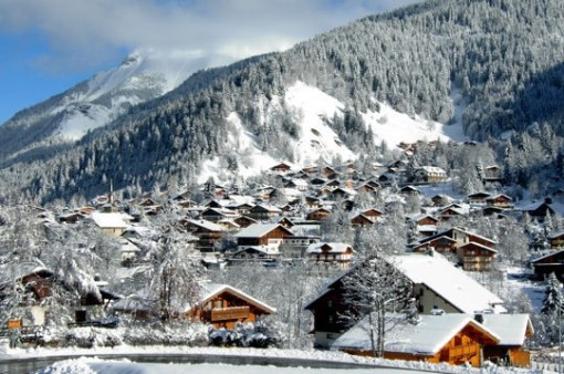 Les Contamines, France - Weather to ski - Our blog - Top 5 snow-sure ski resorts near Geneva