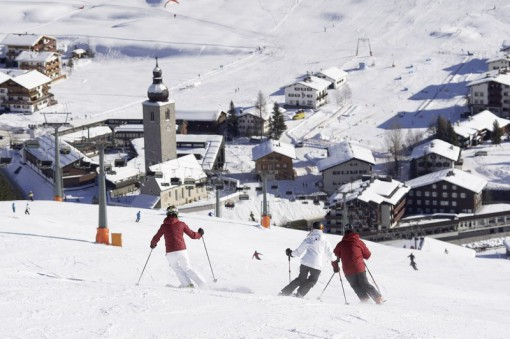 Lech Zürs, Austria, best late season ski resorts Austria