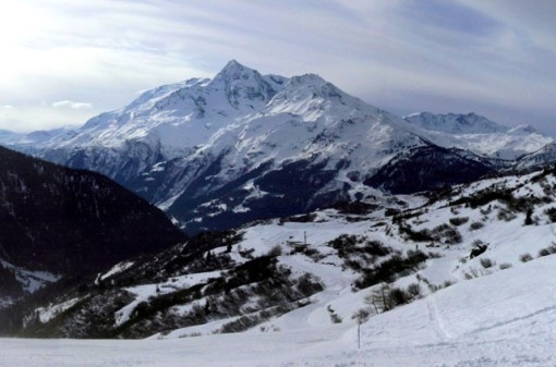 La Thuile, best late season ski resorts Italy