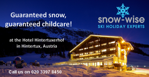 snow-wise - Hotel Hintertuxerhof - Hintertux, Austria