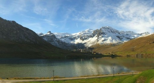 Tignes, France  24 October 2013