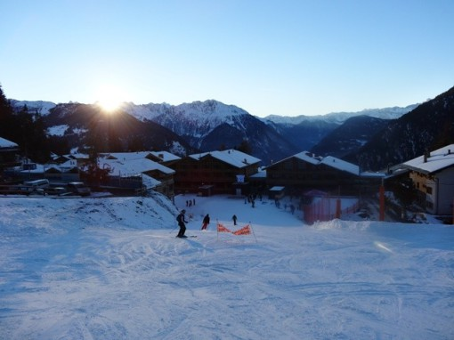 Verbier, Switzerland - Verbier snow update, December 2013 - Photo: weathertoski.co.uk