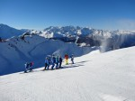Verbier snow update - December 2013