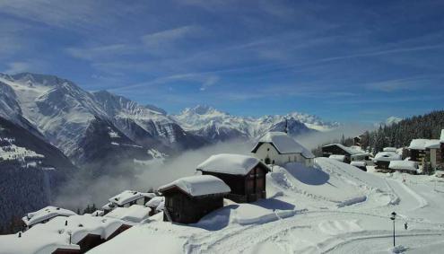 Saas-Fee, Switzerland – Weather to ski – Snow report, 7 November 2016