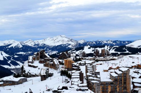 Avoriaz, France – Weather to ski – Snow forecast, 17 December 2019