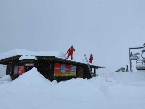 Over 1m new snow in Austria's Hintertux this week – Weather to ski – Snow report, 15 November 2019