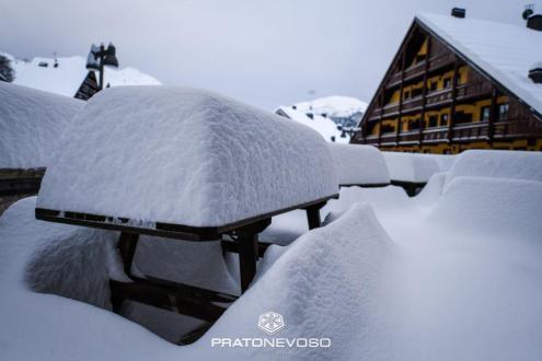 Sestriere, Italy – Weather to ski – Snow report, 21 November 2016