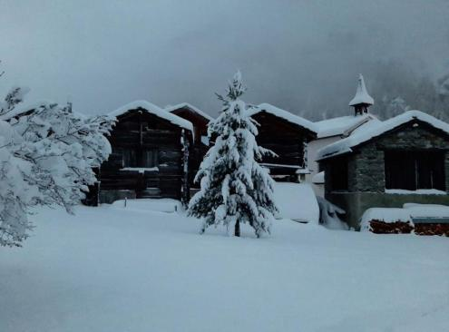 Big snowfalls in Zermatt, Switzerland, 15 November 2019 – Weather to ski – Snow report, 15 November 2019