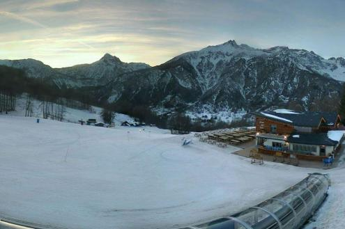 Bardonecchia, Italy – Weather to ski – Snow forecast, 8 January 2020
