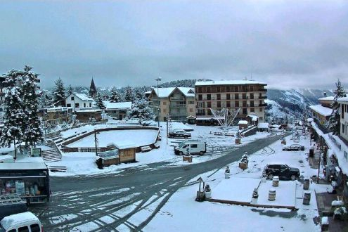 Plenty of snow in Auron, France, 22 November 2019 – Weather to ski – Snow report, 22 November 2019