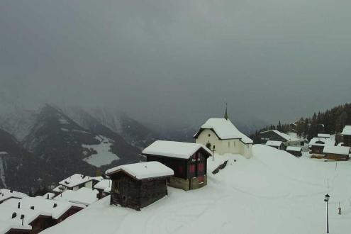 Further snow possible in Aletsch Arena, 22 November 2019 – Weather to ski – Snow report, 22 November 2019