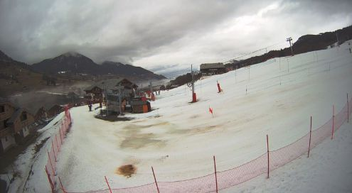 St Jean de Montcar, France – Weather to ski – Today in the Alps, 23 December 2016