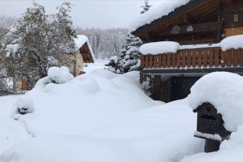 Lots of snow in the Italian Monte Rosa region, 26 November 2019 – Weather to ski – Snow report, 26 November 2019