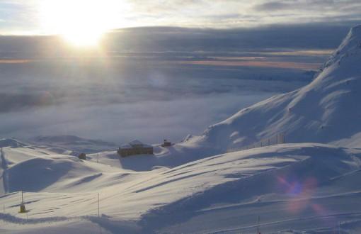 Gressoney, Monterosa Ski, Italy