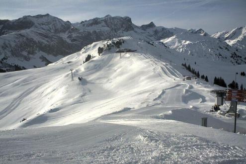 Wengen, Switzerland – Weather to ski – Snow report, 8 December 2016