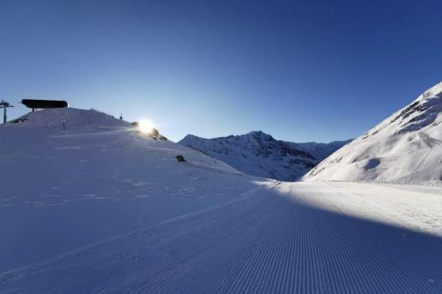 Ischgl, Austria – Weather to ski – Snow report, 8 December 2016
