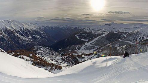 Montgenèvre, France – Weather to ski – Snow report, 8 December 2016