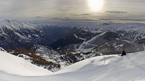 Great snow conditions in Auron, France, 5 December 2019 – Weather to ski – Snow report, 5 December 2019