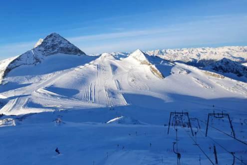 Hintertux glacier, Austria – Weather to ski – Snow report, 12 December 2019