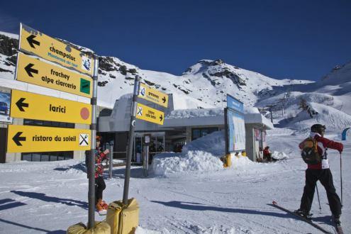 Monterosa Ski, Italy – Weather to ski – Snow report, 12 December 2019