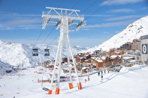 Val Thorens, France – Weather to ski – Snow report, 19 December 2019