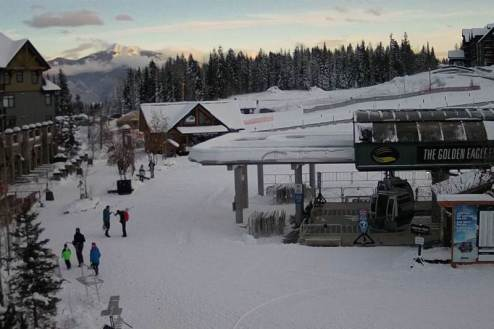 Kicking Horse, Canada – Weather to ski – Snow report, 19 December 2019