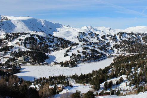Turracherhöhe, Austria – Weather to ski – Snow report, 9 January 2020