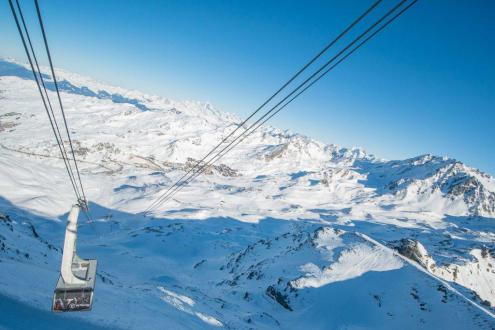 Val Thorens, France – Weather to ski – Snow report, 9 January 2020